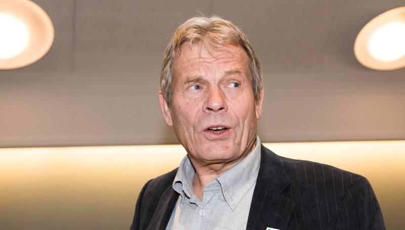 SVs Arne Nævra tror hydrogen først og fremst vil bli brukt i tungtransporten.