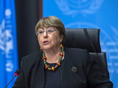 FN bekymret for tilbakeslag for menneskerettighetene