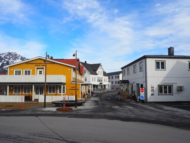 Henningsvær i Vågan kommune er et av Lofotens mest populære reisemål.