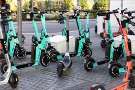 Oslo kan bli full av elsparkesykler som ikke kan brukes