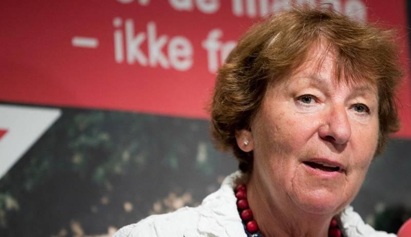 Oslo 20190808.  SV og Marianne Borgen starter nasjonal valgkamp. Foto: Terje Pedersen / NTB