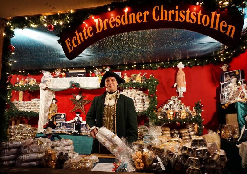 Prøv den berømte, tyske julekaka fra Dresden!