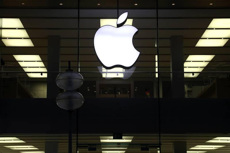 Spotify har bedt EU-kommisjonen granske Apple og sikre rettferdig konkurranse. Illustrasjonsfoto: Matthias Schrader / AP / NTB