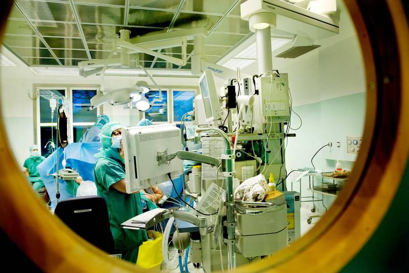HJERTEINFARKT: Den typiske hjertepasienten er ikke lenger kun en mann i femtiårene.FOTO: ANNIKEN C. MOHR