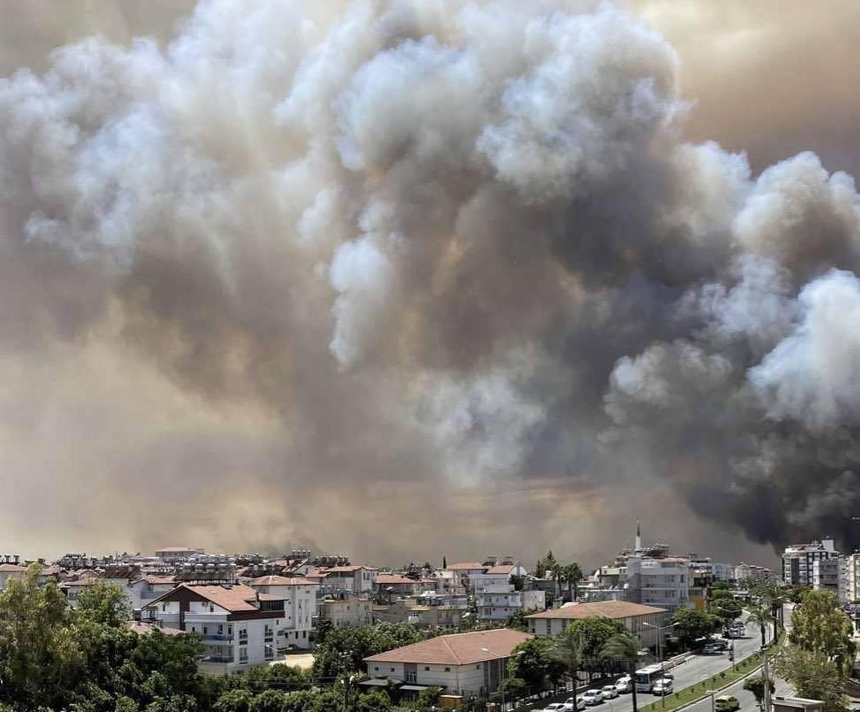 Tyrkia brenner