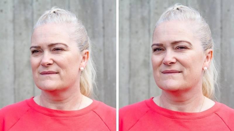 STØRST AV ALT: Når Tone Eva Ingebrigtsen blir spurt kva som er den viktigaste verdien i livet hennar, er svaret eitt som vil overraske få. Men det blir framført med eit rørande truverd.