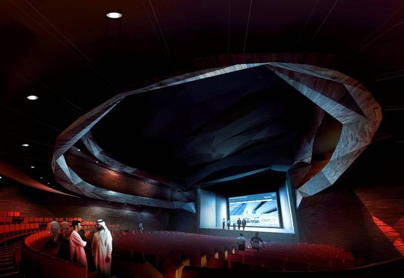 Kinoen er den første offentlige i sitt slag i Saudi-Arabia, noe som betyr at menn og kvinner for første gang skal sitte i samme kinosal.