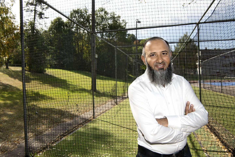 Malik Muhammed Naeem er en av de nominerte til årets Tippenpris.