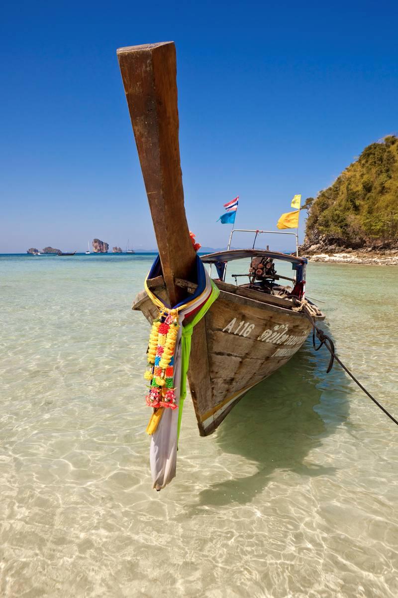 Dra til Krabi hvis du er nybegynner i Thailand, anbefaler globetrotter Helge Baardseth i reisemagasinet Vagabond.