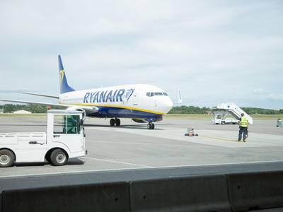 Ryanair krever at du må be om lov til å få bruke toalettet
