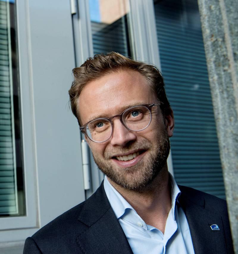 Utviklingsminister: Nikolai Astrup (H). FOTO: MIMSY MØLLER