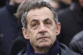 Sarkozy dømt til ett års fengsel