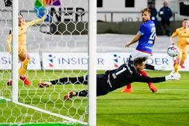 Slik spilte VIF-spillerne mot Bodø/Glimt