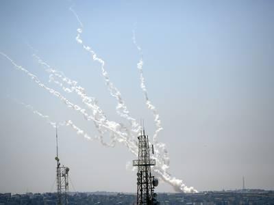 Hamas: – Skjøt rakett mot flyplassen ved Eilat