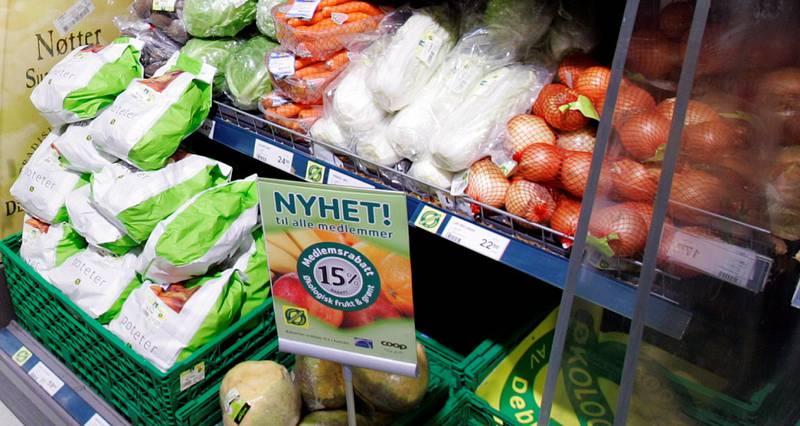 Økologisk mat har en økende matkulturell status blant forbrukerne. FOTO: ARNE OVE BERGO