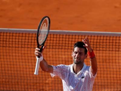 Djokovic spilte egen turnering foran 4.000 tilskuere – rørt til tårer