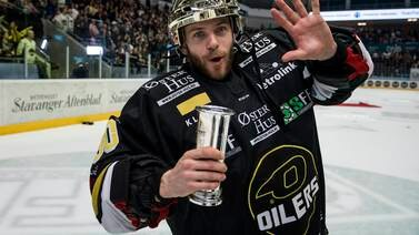 Den nye ishockeysjefen kommer med råd til framtidens stjerner