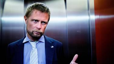 Helseminister Bent Høie nekter å ta regninga for Oslo-byrådets hiv-kutt