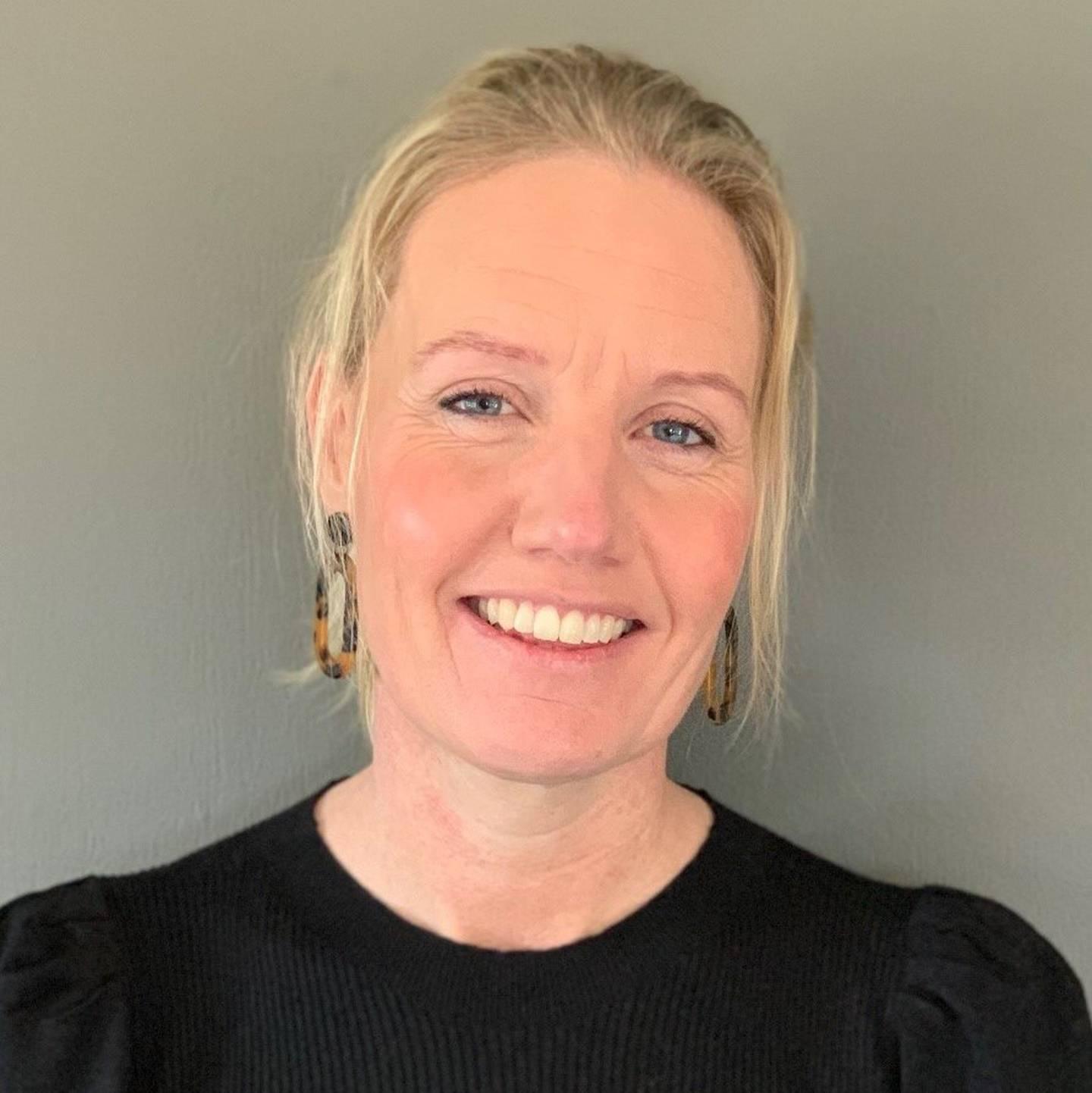Ulrika Hanssen, leder for Utdanningsforbundet Fredrikstad.