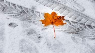 Fare for snø flere steder tirsdag – beregn ekstra tid til jobb