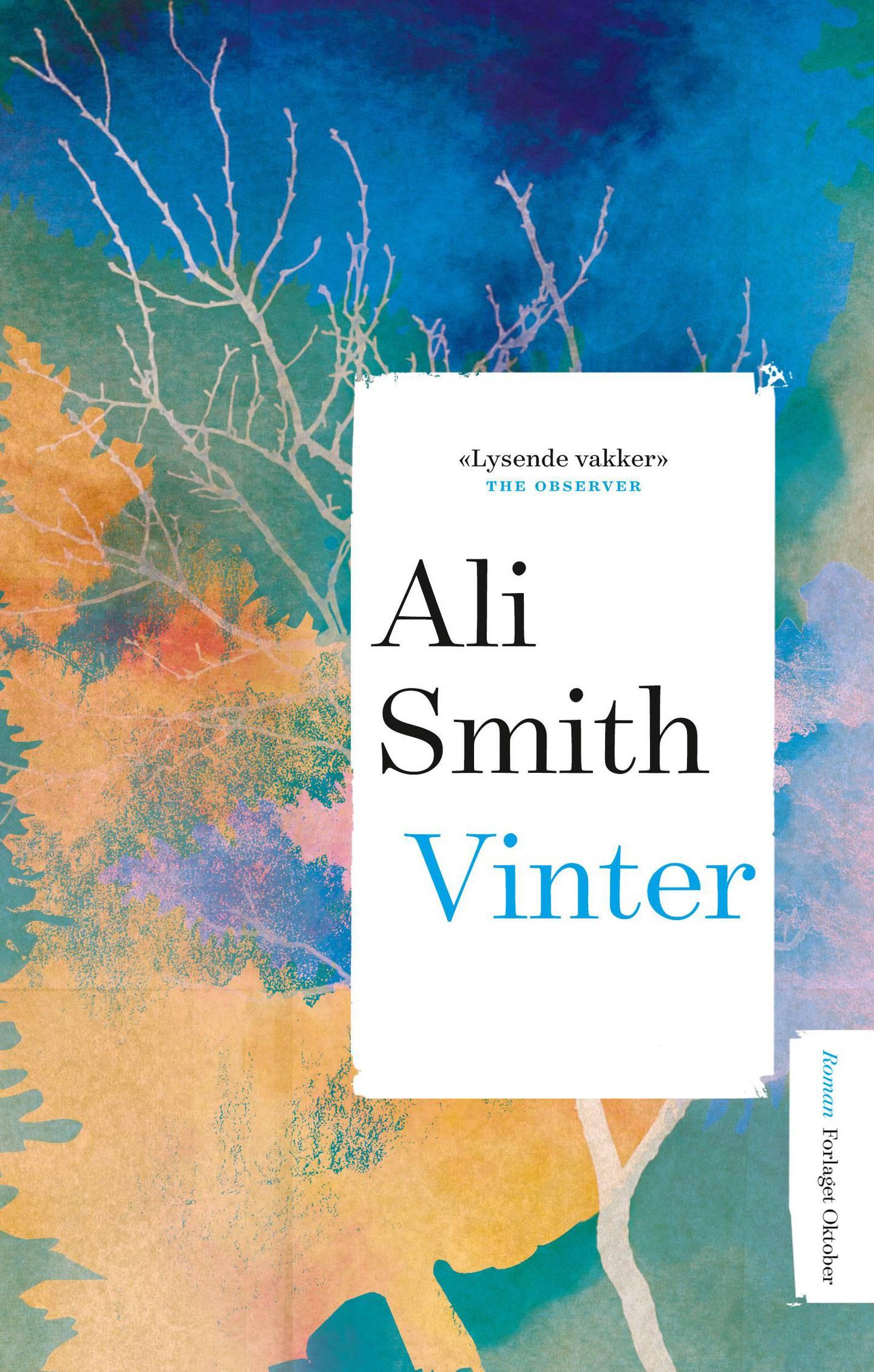 "Ali Smith, ""Vinter"""