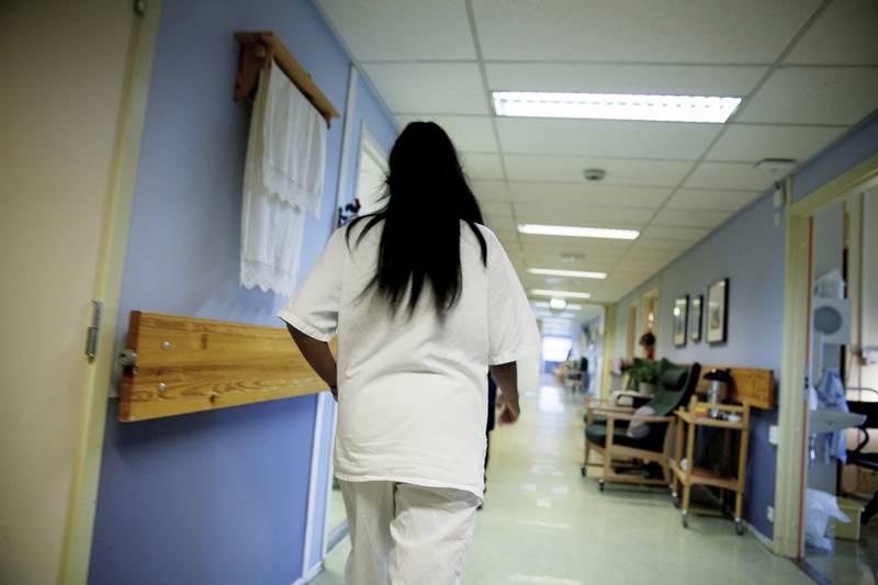 Ventelistene til sykehjemsplass øker i Stavanger. På ett år er køen for de som ikke har annet døgntilbud mer enn doblet, fra 7 pasienter til 18 pasienter.
