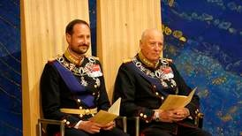 Kongen åpnet sametinget: – Klimaendringene rammer urfolk spesielt hardt