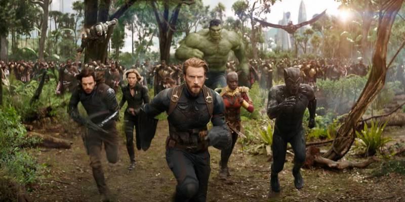 Avengers-heltenes oppgjør med den mektige Thanos er den siste i rekkefølgen.