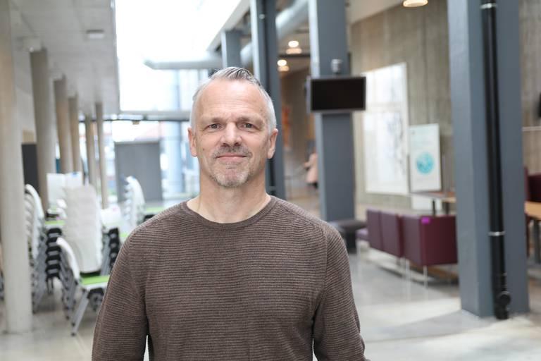 Rådgiver i Nav Rogaland, Gustav Svane.