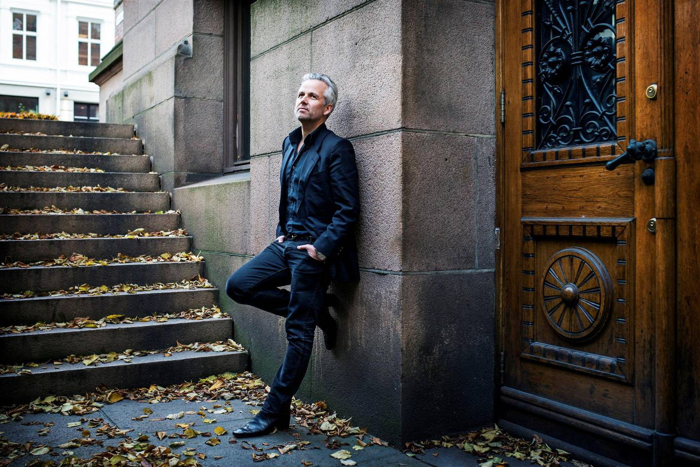 Ari Behn, her i 2015. Foto: Frøydis Falch Urbye