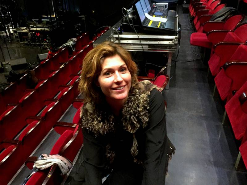 Sissel Kyrkjebø er også en kjær drammens-gjest med sine konserter teatret.