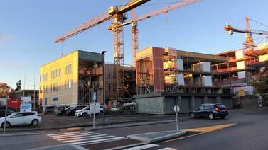 Raske bad og vegger har satt fart på Onsøyheimen