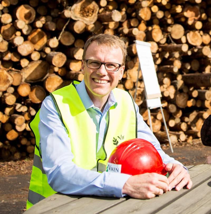 Erik Lahnstein, administrerende direktør i Norges Skogeierforbund, er skuffet over regjeringen.