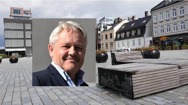«Det er forunderlig at Ap, Sp, SV, MDG, Bym og Rødt ikke er interessert å drøfte det formannskapet enstemmig har ment noe om», skriver Bjørnar Laabak (Frp).