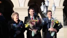 I 2018 ville Hareide felle henne – nå er han Erna Solbergs nye samferdselsminister
