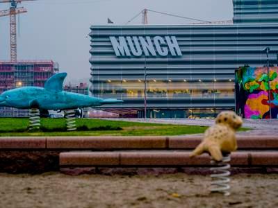 Munch innfrir forventningene