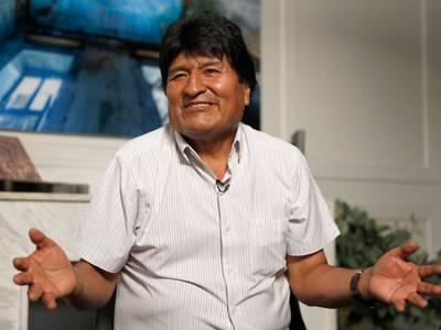 Bolivias ekspresident anklages for terrorisme