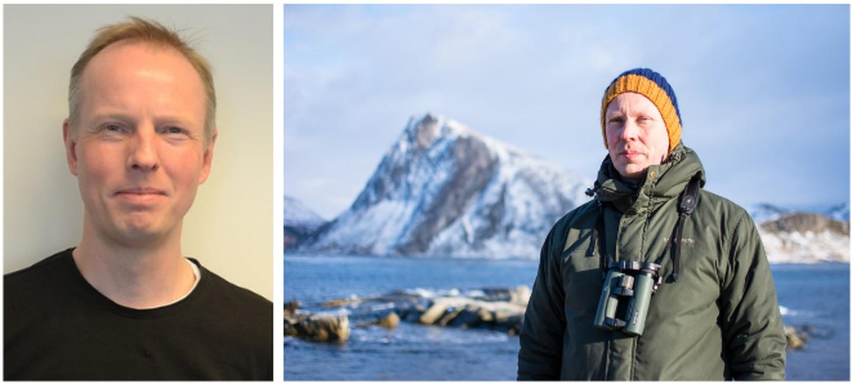 Arild Breistøl og Martin Eggen, Norsk Ornitologisk Forening