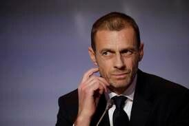 Uefa-presidenten truer med boikott om VM blir arrangertannethvert år