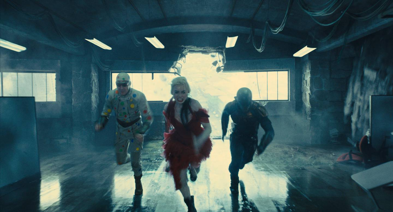 Margot Robbie er tilbake i rollen som Harley Quinn i «The Suicide Squad», superskurkfilmen med manus og regi av James Gunn.