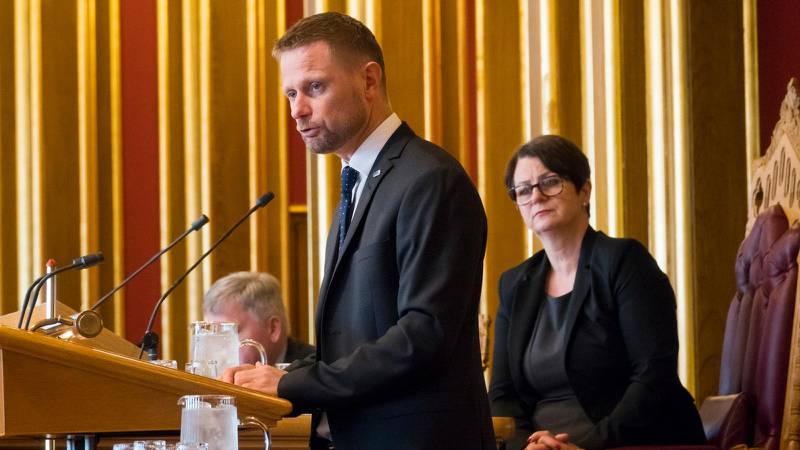 Tilsynet viser helt tydelig at problemene primært ikke skyldes legemiddelmangel, men leverandøren, Norsk Medisinaldepot (NMD), sin håndtering, uttaler helseminister Bent Høie.