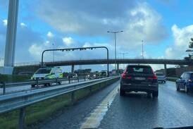 Mange trafikkulykker torsdag