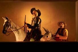 «Don Quijote» drives av galskap og gyver løs på el-sparkesyklene