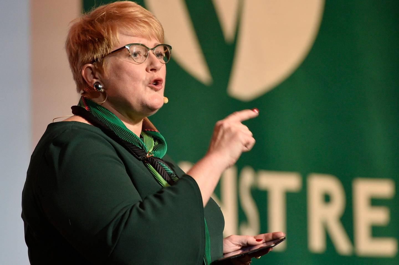 Stjørdal  20190308. Trine Skei Grande under Venstres landsmøte 2019. Foto: Ned Alley / NTB scanpix