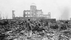 Aldri mer Hiroshima