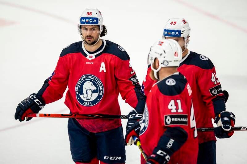 Mats Zuccarello og de andre norske iskrigerne kan likevel havne i OL. Foto: Beate Oma Dahle / NTB