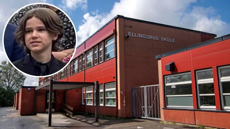 Et ventilisasjonsanlegg fra 70-tallet sørger for dårlig inneklima på Ellingsrud skole. Det går utover Viljen (innfelt), som har astma.