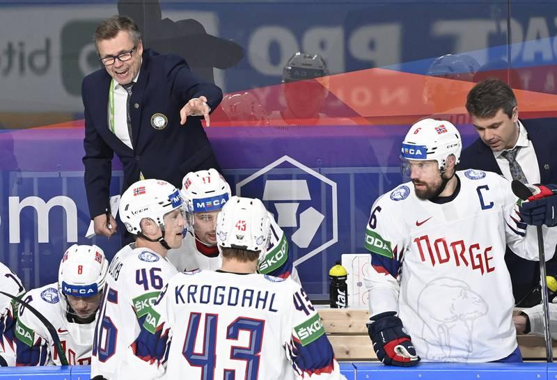 Foto: Jussi Nukari / NTB