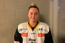 Historisk sus over Myreng Kjellesviks Oilers-scoring