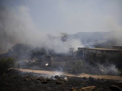 Israel angriper mål i Libanon
